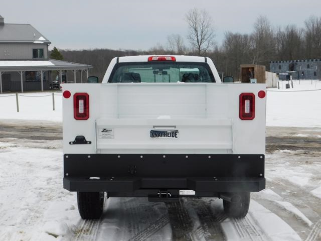 2019 GMC Sierra 2500 Double Cab 4x4, Monroe MSS II Service Body #G192701 - photo 4