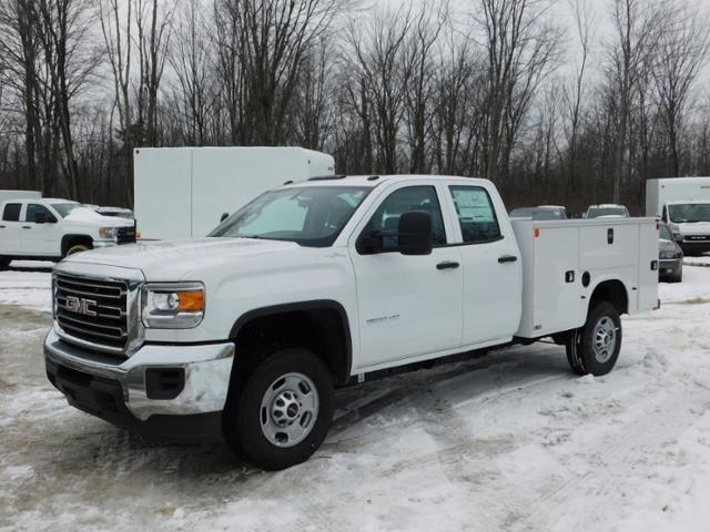 2019 GMC Sierra 2500 Double Cab 4x4, Monroe MSS II Service Body #G192701 - photo 7