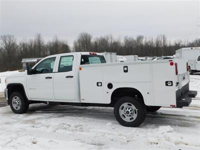2019 GMC Sierra 2500 Double Cab 4x4, Monroe MSS II Service Body #G192701 - photo 5