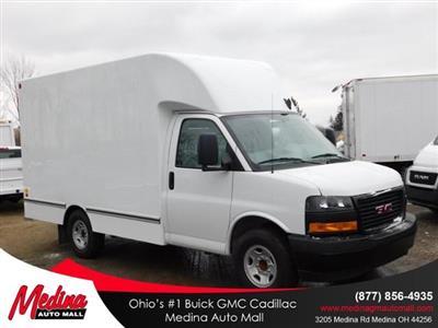 2019 GMC Savana 3500 4x2, Unicell Aerocell CW Cutaway Van #G192703 - photo 1