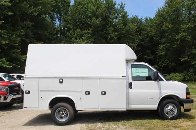 2020 GMC Savana 3500 4x2, Knapheide KUV Service Utility Van #G202543 - photo 3