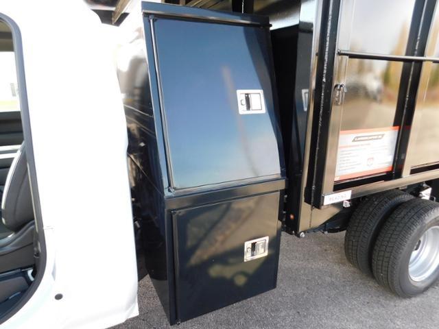 2020 GMC Sierra 3500 Regular Cab 4x4, Reading Landscaper SL Landscape Dump #G202803 - photo 6