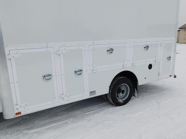 2020 GMC Savana 4500 DRW 4x2, Dejana DuraCube Max Service Utility Van #G202862 - photo 6