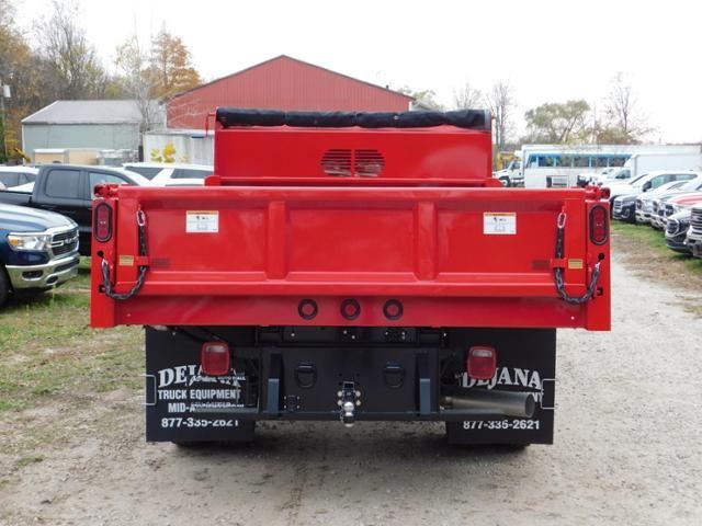 2020 GMC Sierra 3500 Regular Cab 4x4, Rugby Dump Body #G202953 - photo 1