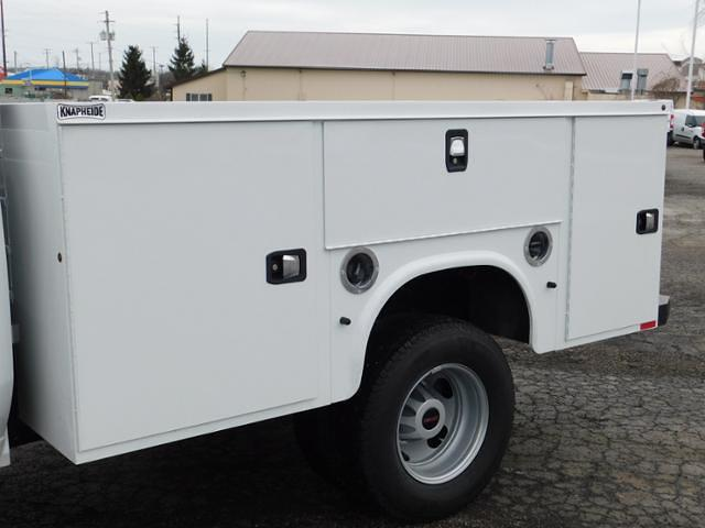 2020 GMC Sierra 3500 Crew Cab 4x2, Knapheide Service Body #G203033 - photo 8