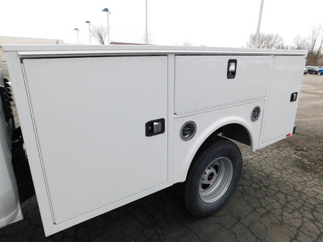 2020 GMC Sierra 3500 Crew Cab 4x2, Knapheide Service Body #G203049 - photo 8