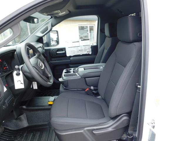 2020 GMC Sierra 3500 Regular Cab 4x4, Knapheide Stake Bed #G203052 - photo 7