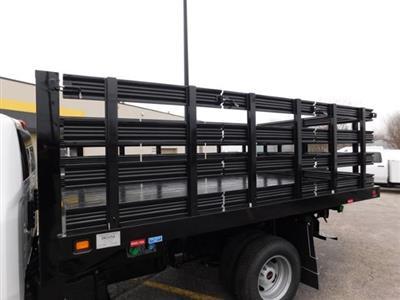 2020 GMC Sierra 3500 Regular Cab 4x4, Knapheide Stake Bed #G203052 - photo 6