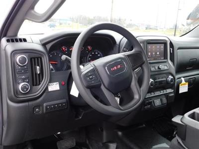 2020 GMC Sierra 3500 Regular Cab 4x4, Knapheide Stake Bed #G203052 - photo 8