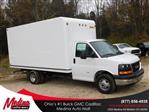 2020 GMC Savana 3500 4x2, Unicell Classicube Cutaway Van #G203055 - photo 1