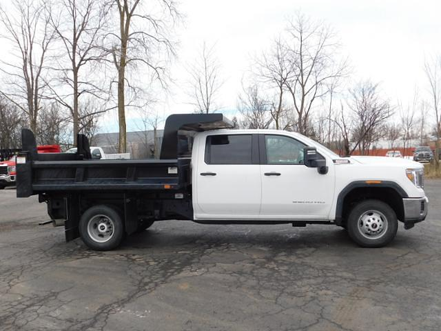 2021 GMC Sierra 3500 Crew Cab 4x4, Rugby Z-Spec Dump Body #G210356 - photo 3