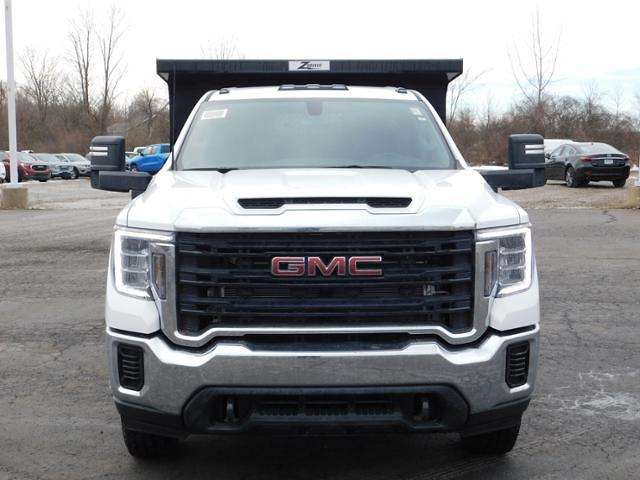 2021 GMC Sierra 3500 Crew Cab 4x4, Rugby Z-Spec Dump Body #G210356 - photo 4
