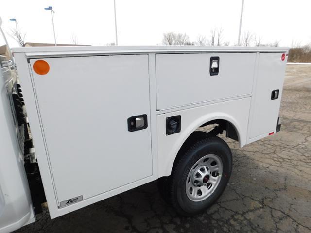 2021 GMC Sierra 2500 Crew Cab 4x4, Knapheide Service Body #G211367 - photo 8