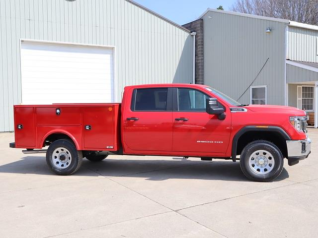 2021 GMC Sierra 2500 Crew Cab 4x4, Knapheide Service Body #G211669 - photo 3