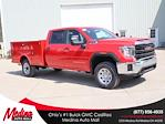 2021 GMC Sierra 2500 Crew Cab 4x4, Knapheide Service Body #G211669 - photo 1