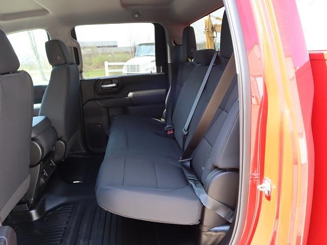 2021 GMC Sierra 2500 Crew Cab 4x4, Knapheide Service Body #G211670 - photo 7