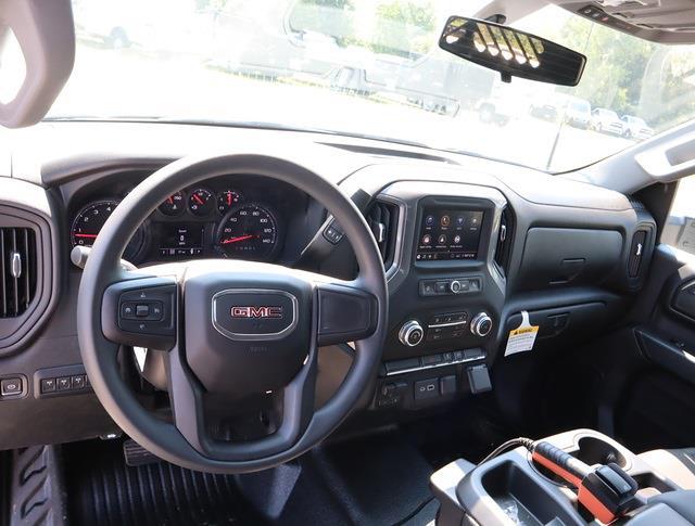 2021 Sierra 3500 Regular Cab 4x4,  Rugby Z-Spec Dump Body #G212063 - photo 8
