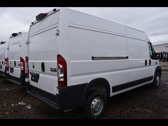2018 ProMaster 2500 High Roof FWD,  Empty Cargo Van #JE148965 - photo 3
