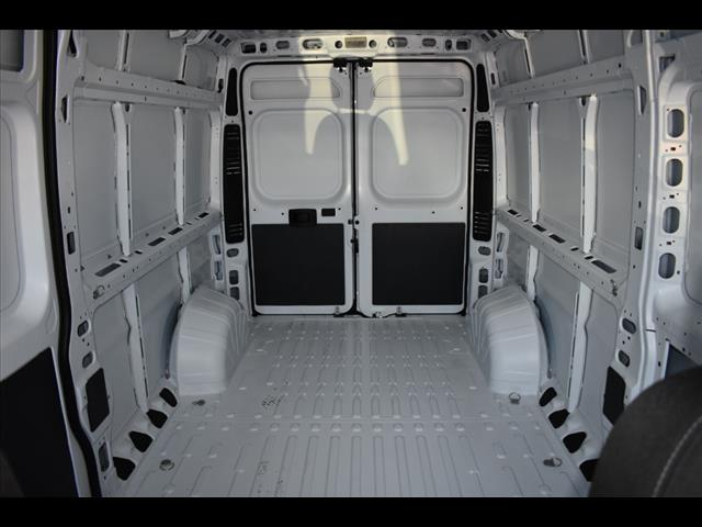 2018 ProMaster 2500 High Roof FWD,  Empty Cargo Van #JE148971 - photo 2