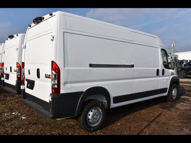 2018 ProMaster 2500 High Roof FWD,  Empty Cargo Van #JE150665 - photo 3