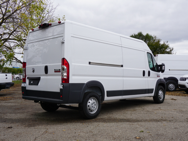 2018 ProMaster 2500 High Roof FWD,  Empty Cargo Van #JE152861 - photo 3