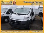 2018 ProMaster 2500 High Roof FWD,  Empty Cargo Van #JE156937 - photo 1