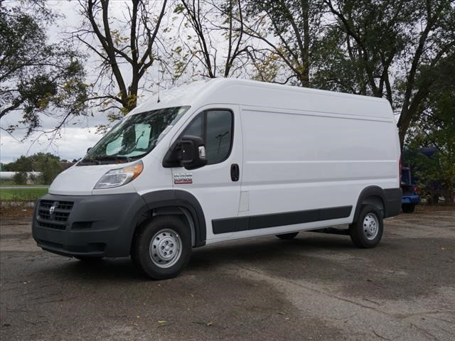 2018 ProMaster 2500 High Roof FWD,  Empty Cargo Van #JE156948 - photo 1
