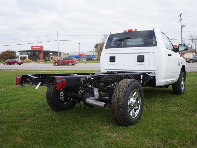 2018 Ram 3500 Regular Cab 4x4,  Cab Chassis #JG133375 - photo 2