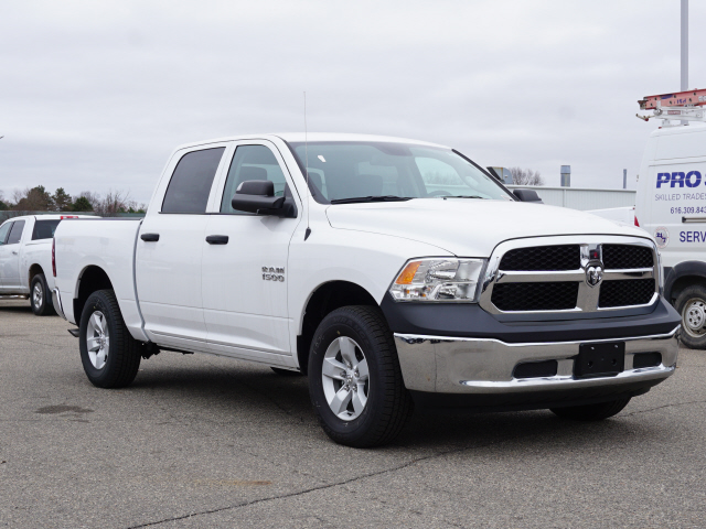 2018 Ram 1500 Crew Cab 4x4,  Pickup #JS253627 - photo 2