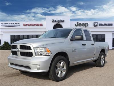 2018 Ram 1500 Quad Cab 4x4,  Pickup #JS308608 - photo 1