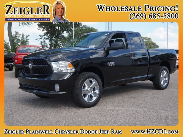2018 Ram 1500 Quad Cab 4x4,  Pickup #JS308863 - photo 1