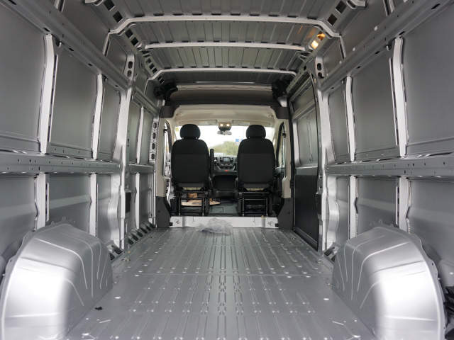 2019 ProMaster 2500 High Roof FWD,  Empty Cargo Van #KE500447 - photo 2