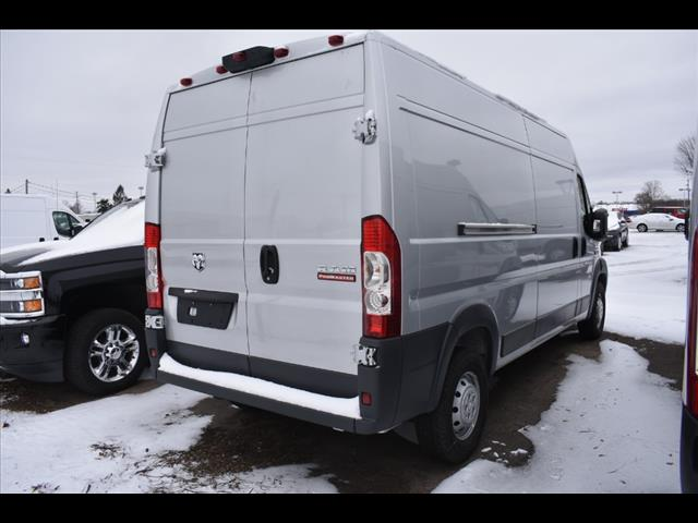 2019 ProMaster 3500 High Roof FWD,  Empty Cargo Van #KE500562 - photo 3