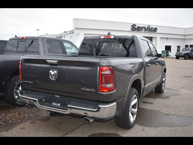2019 Ram 1500 Crew Cab 4x4,  Pickup #KN623529 - photo 2