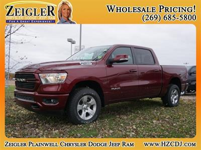 2019 Ram 1500 Crew Cab 4x4,  Pickup #KN657588 - photo 1