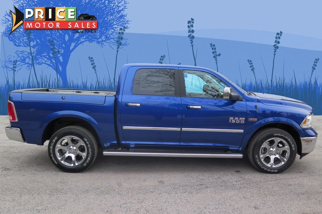 2018 Ram 1500 Crew Cab 4x4,  Pickup #187415 - photo 6