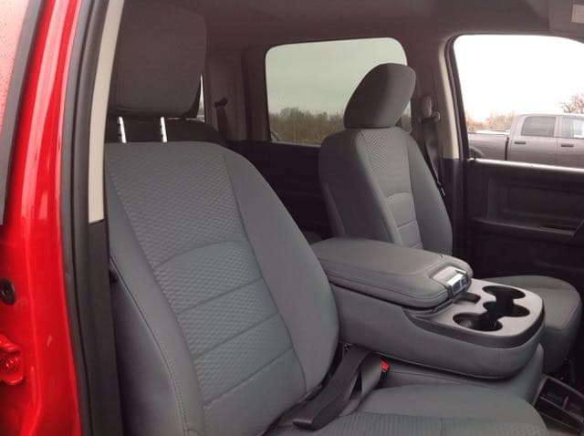 2018 Ram 2500 Crew Cab 4x4,  Pickup #366037 - photo 20