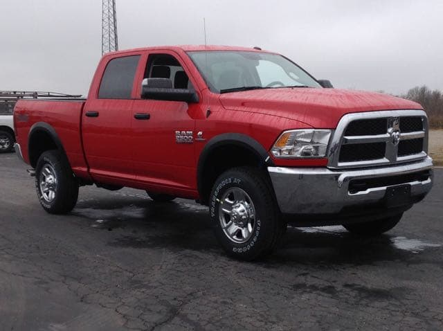 2018 Ram 2500 Crew Cab 4x4,  Pickup #366037 - photo 4