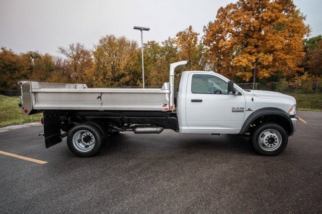2018 Ram 5500 Regular Cab DRW 4x4,  Dump Body #J1194 - photo 15