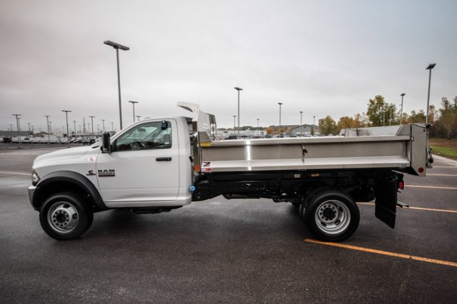 2018 Ram 5500 Regular Cab DRW 4x4,  Dump Body #J1194 - photo 16