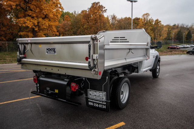 2018 Ram 5500 Regular Cab DRW 4x4,  Dump Body #J1194 - photo 2