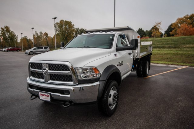 2018 Ram 5500 Regular Cab DRW 4x4,  Dump Body #J1194 - photo 20
