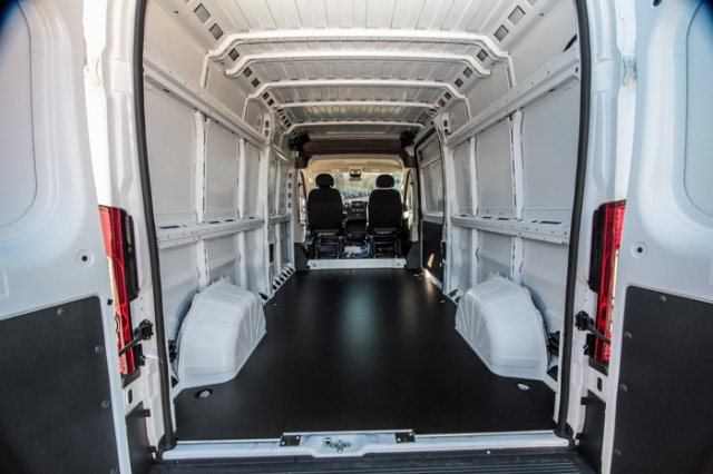 2018 ProMaster 2500 High Roof FWD,  Empty Cargo Van #J1256 - photo 2