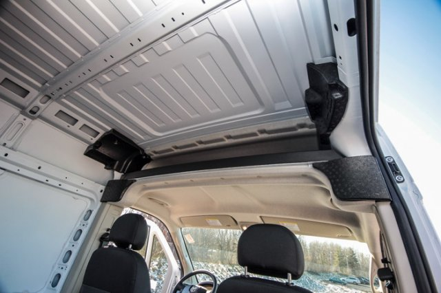 2018 ProMaster 2500 High Roof FWD,  Empty Cargo Van #J1256 - photo 18