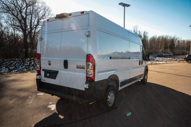 2018 ProMaster 2500 High Roof FWD,  Empty Cargo Van #J1256 - photo 22