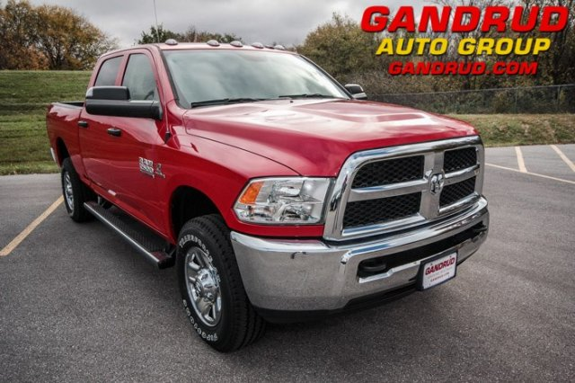 2018 Ram 2500 Crew Cab 4x4,  Pickup #J1272 - photo 1