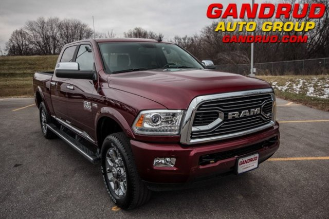 2018 Ram 2500 Crew Cab 4x4,  Pickup #J1286 - photo 1