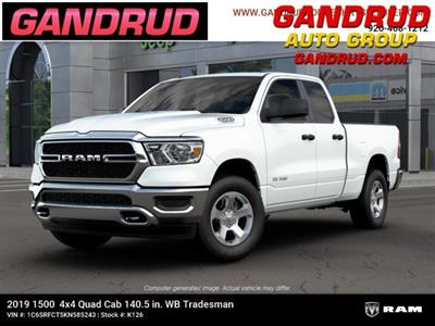 2019 Ram 1500 Quad Cab 4x4,  Pickup #K126 - photo 1