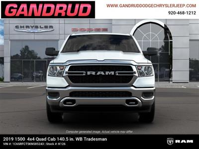 2019 Ram 1500 Quad Cab 4x4,  Pickup #K126 - photo 3