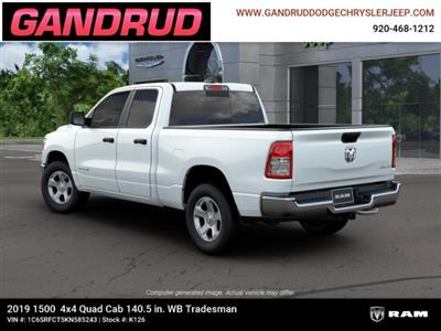 2019 Ram 1500 Quad Cab 4x4,  Pickup #K126 - photo 6